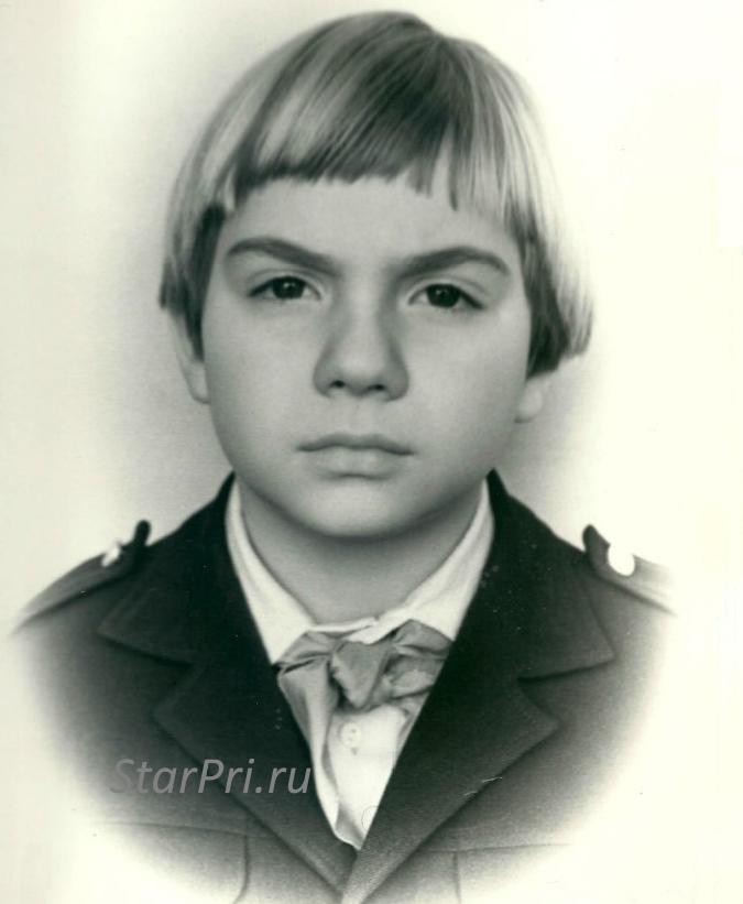 тимофей баженов детские фото