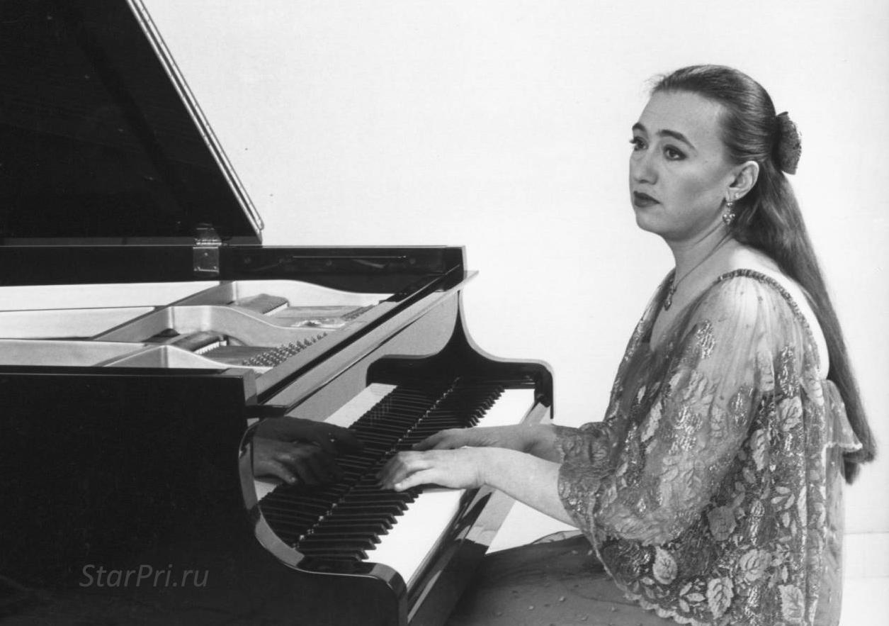 пианистка виктория постникова