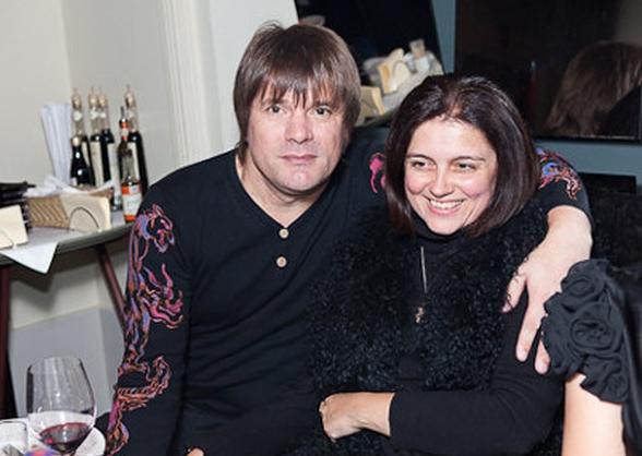 николай трубач и жена елена виршубская