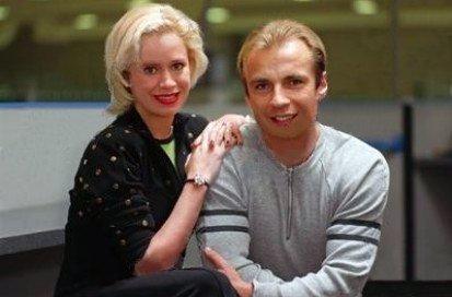 Оксаной Грищук и Александр Жулин