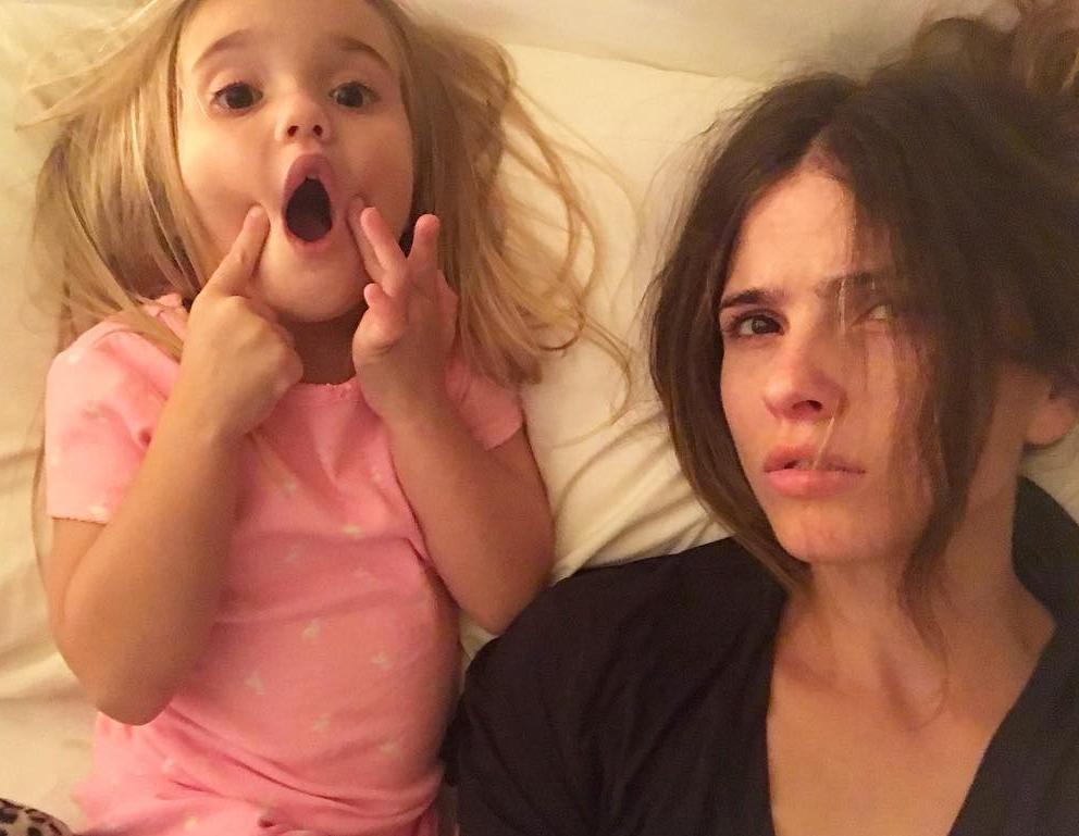 шелли хенниг и ее дочь