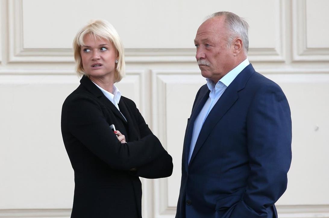 хоркина светлана васильевна и ее муж Олег Кочнов
