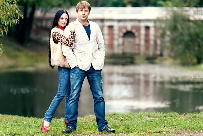 юлия ефременкова и тимур ефременков