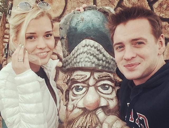 александр соколовский и его девушки