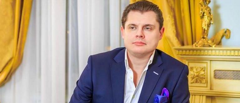 евгений понасенков личная жизнь