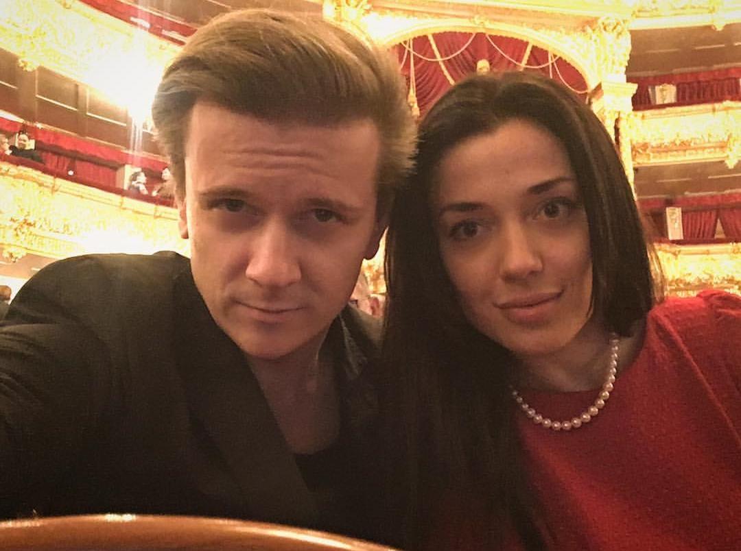 глеб матвейчук и его новая девушка