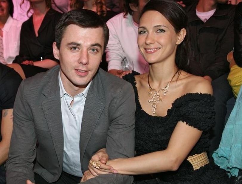 Игорь Петренко и его девушка Екатерина Климова
