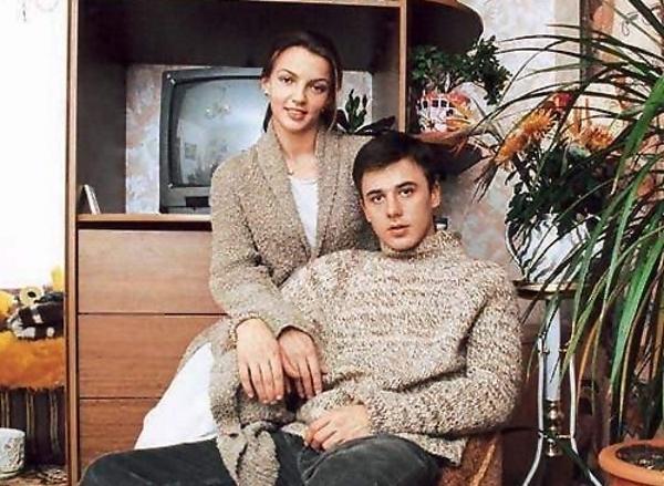 Игорь Петренко и его девушка Леонова Ирина