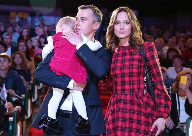 Игорь Петренко и Кристина Бродских