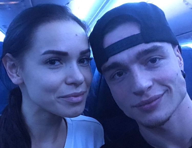 Назар Грабар и Катя Кузьменко