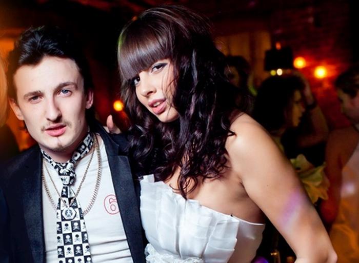 Кадони и его девушка Ермолаева