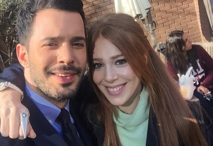 барыш ардуч и его девушка