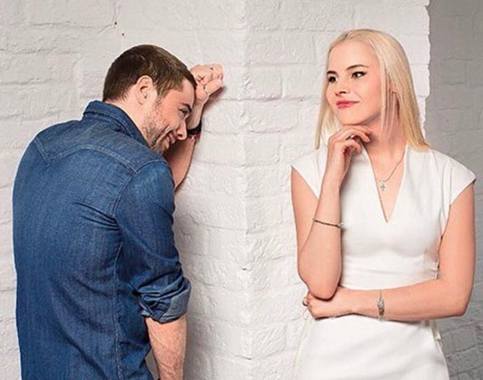 Илья Глинников и его девушка Екатерина Никулина