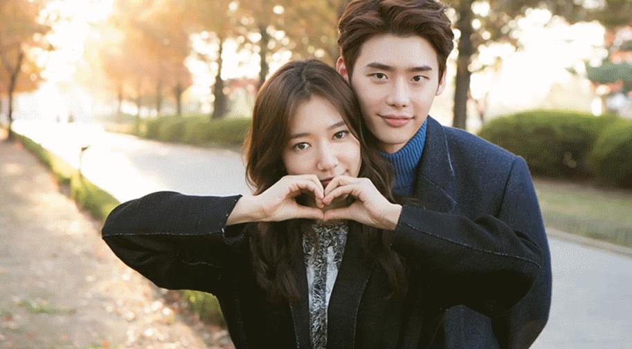 Пак Шин Хе и ее парень Ли Чон Сок