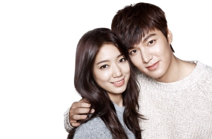 Пак Шин Хе и ее парень Ли Мин Хо