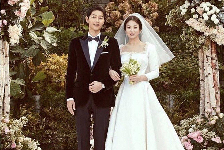 сон чжун ки и его девушка свадьба