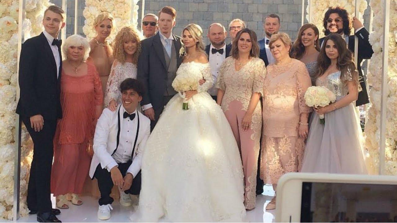 никита пресняков свадьба гости
