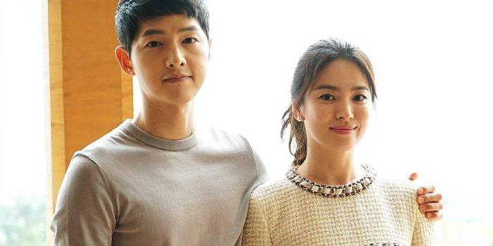 Сон Чжун Ки и Сон Хе Ге