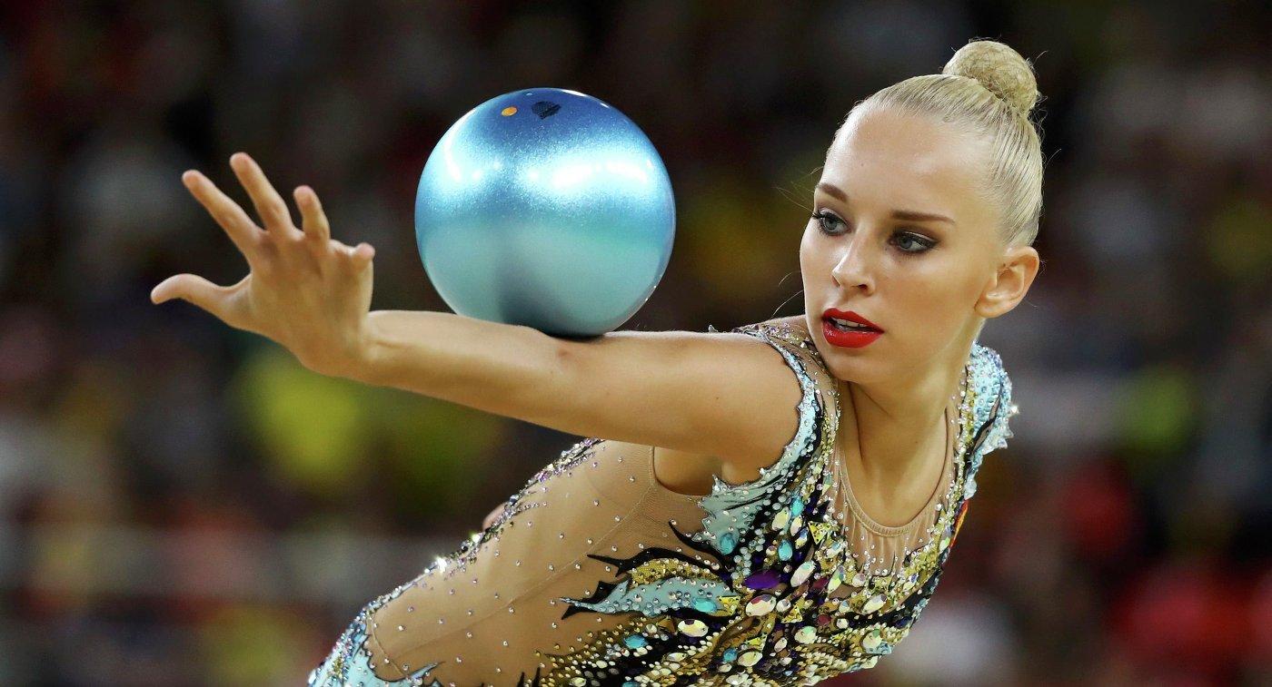 Яна Кудрявцева в 2016 году