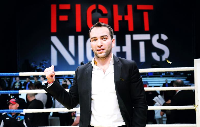 Камил Гаджиев Fight Night