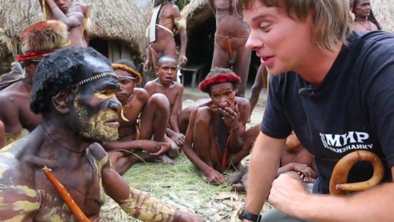 дмитрий комаров в африке
