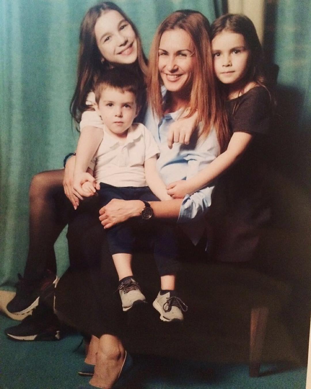 жена и дети Камила Гаджиева