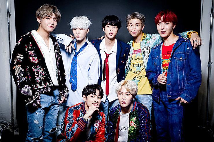 ким тэ хен в Группае BTS