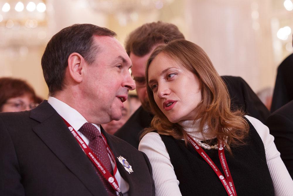 вячеслав никонов с женой