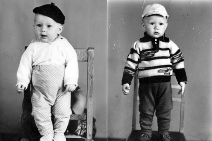 евгений миронов в детстве