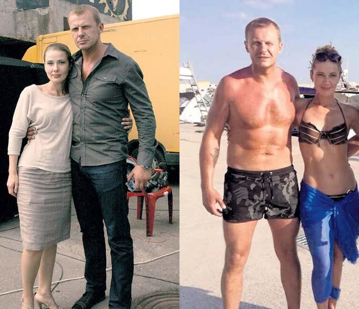 Андрей Стоянов и Ирина Линдт
