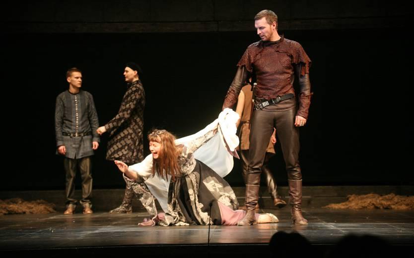 сергей пиотровский в театре