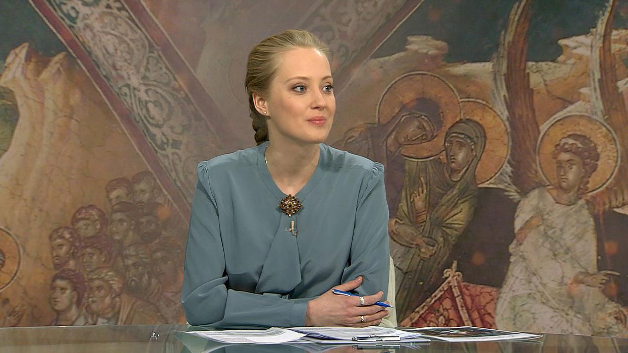 Вероника Иващенко ведущая на канале спас