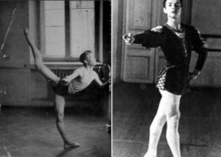 первые занятия балетом рудольфа нуриева