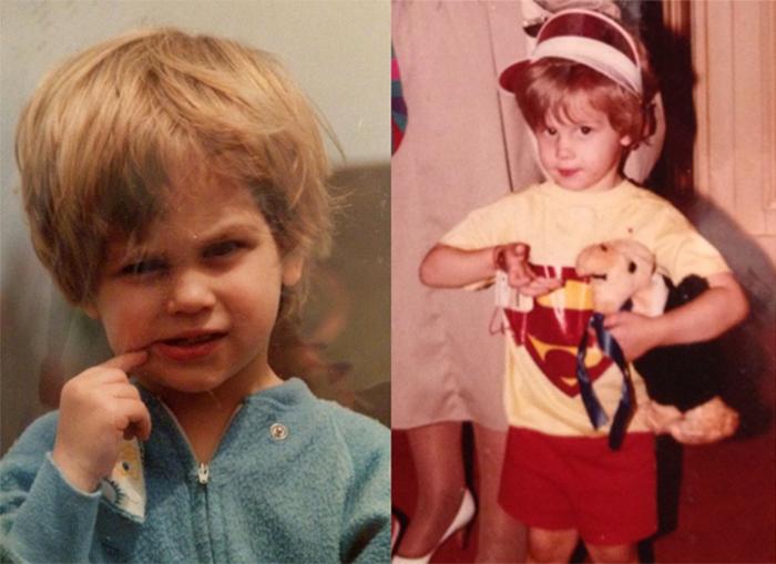 Мэтью Грей Габлер в детстве
