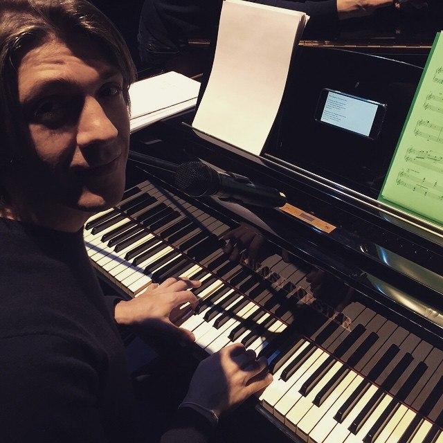 леонид овруцкий за роялем