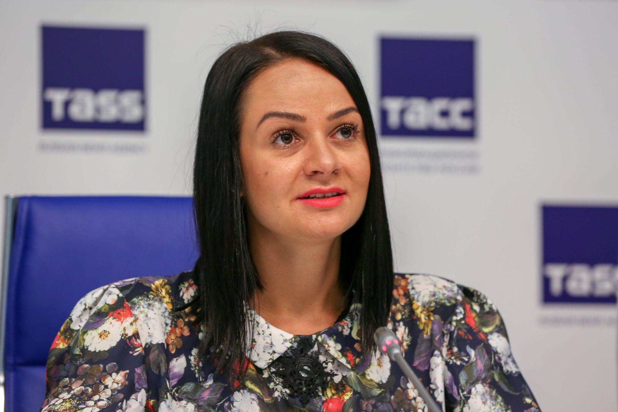 Ольга Глацких отстранена