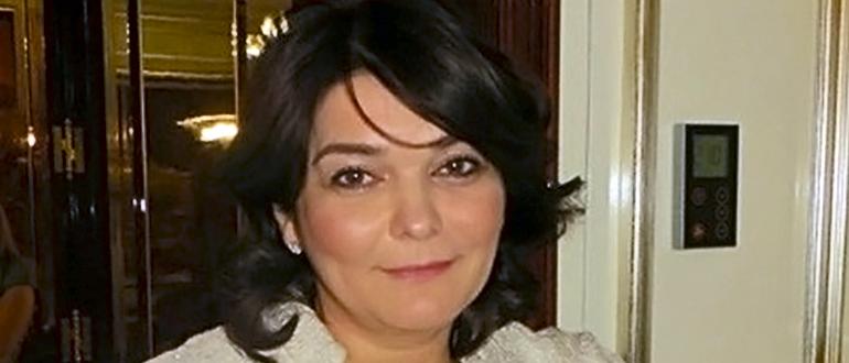 Наталья Ефремова мать детей Киркорова