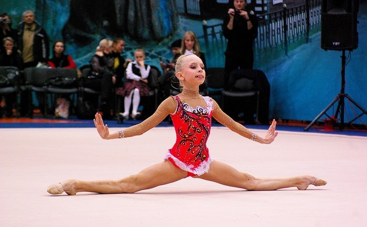 Яна Кудрявцева первая победа