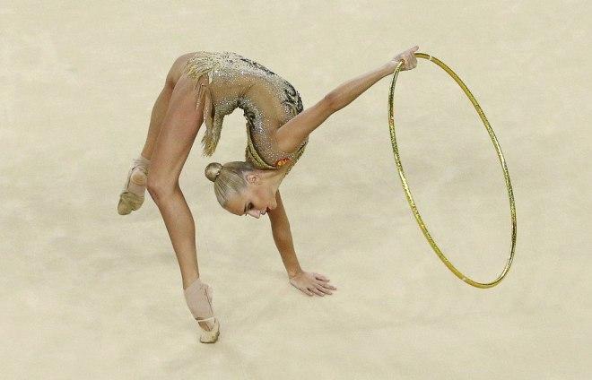 Яна Кудрявцева на Чемпионате Европы в Австрии