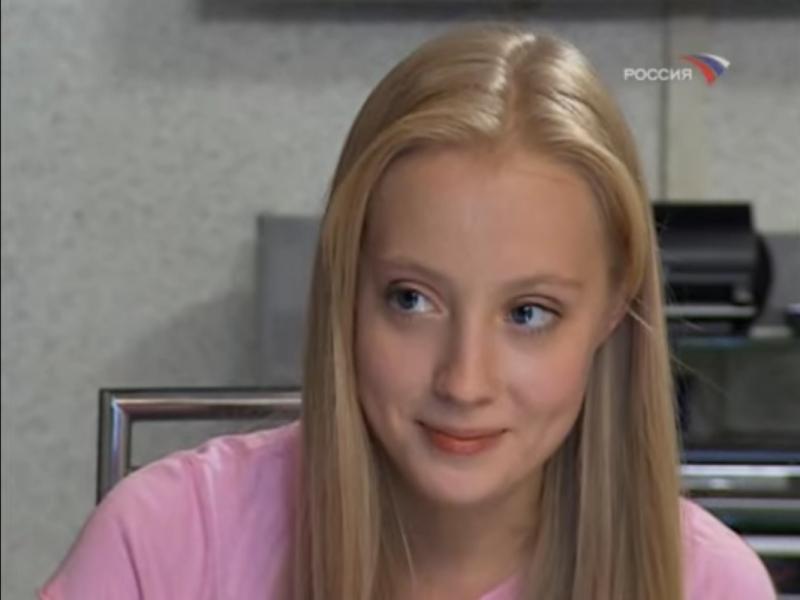 Вероника Иващенко в сериалах