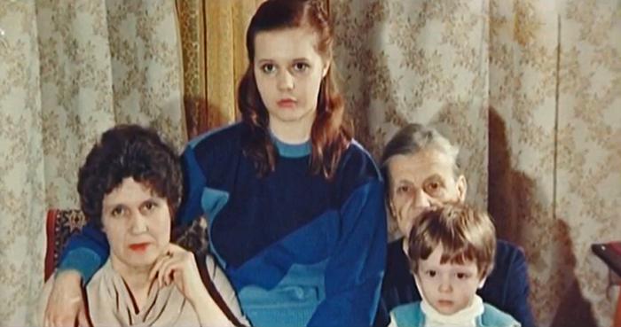 семья веры трофимовой