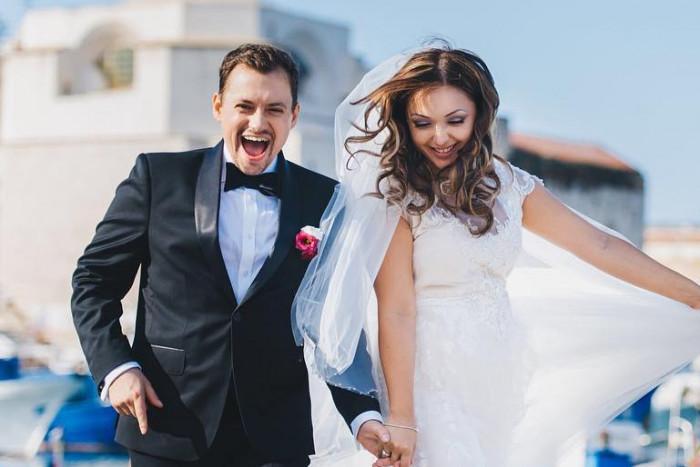 диана очилова и андрей гайдулян - свадьба