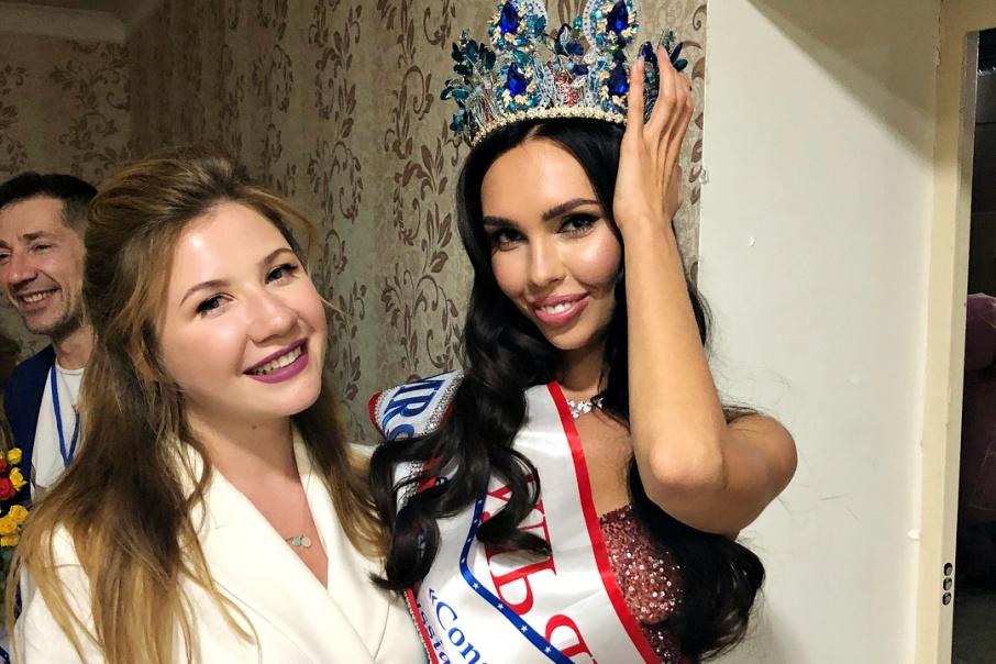 ксения царицына Миссис Россия