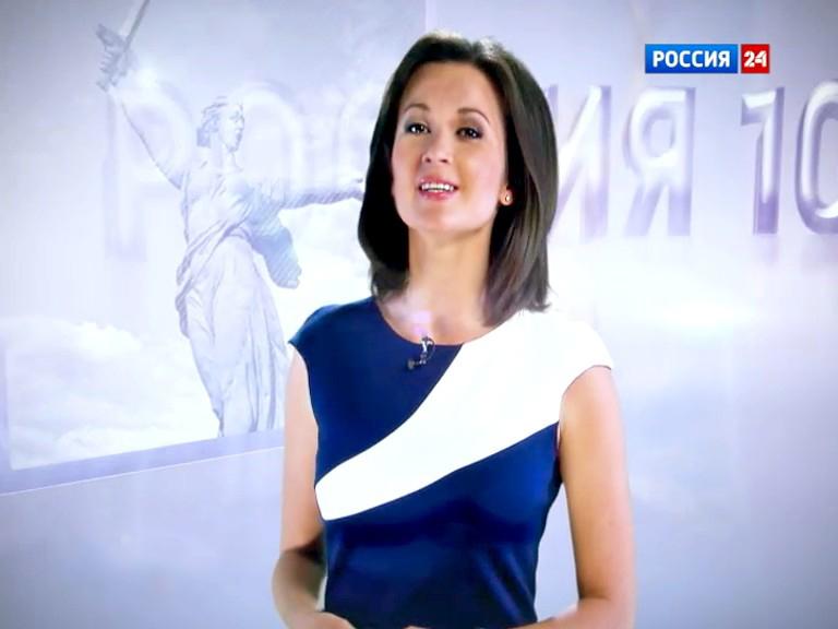 Наталья Литовко ведущая