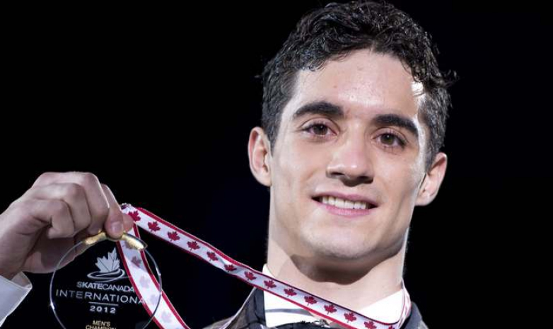 хавьер Фернандес чемпион европы