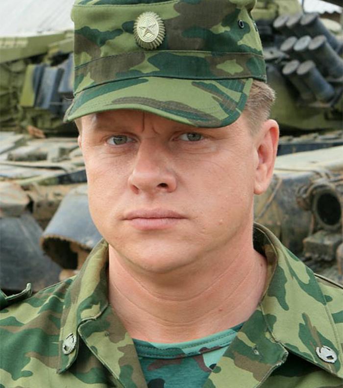 дмитрий блохин в армии