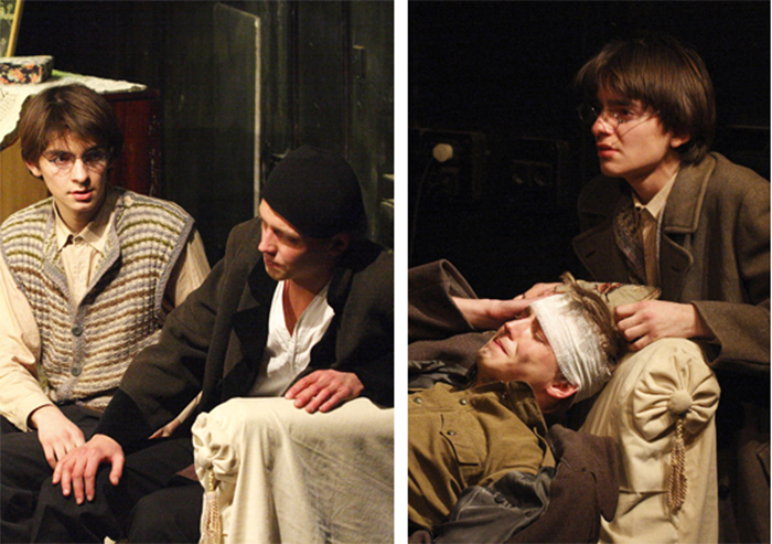 тимофей каратаев в театре