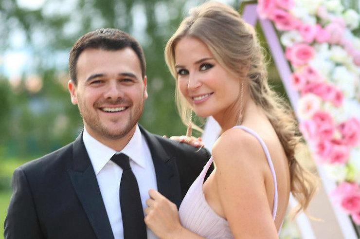Алена Гаврилова свадьба с эмином