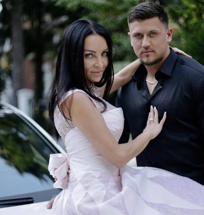 ольга лейбман и Кирилл Яковлев