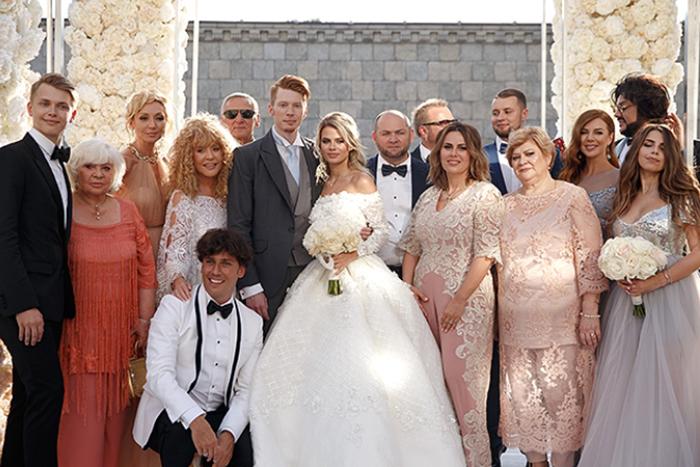 свадьба алины красновой